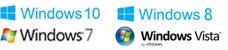 Microsoft के अनुकूल