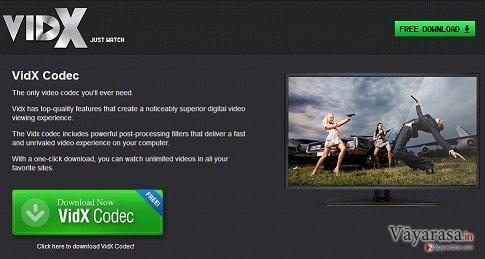 Vidx द्वारा विज्ञापन की तस्वीर
