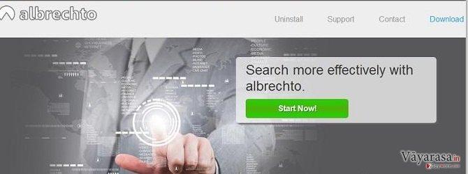 Albrechto विज्ञापन की तस्वीर