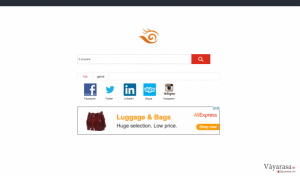 Piesearch.com virus