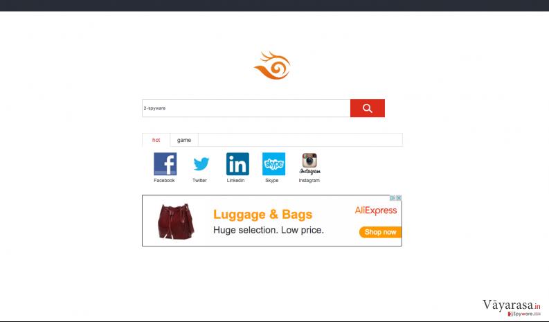 Piesearch.com वायरस