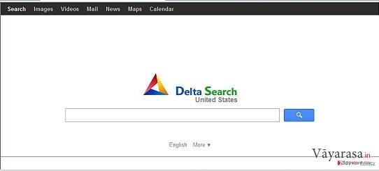Delta Search virus की तस्वीर