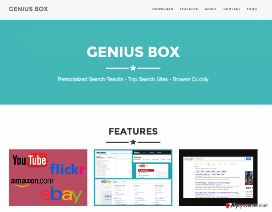Genius Box की तस्वीर