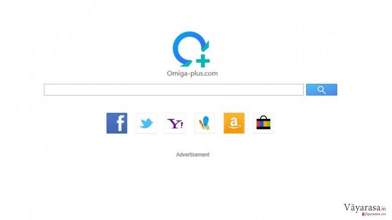 isearch.omiga-plus.com की तस्वीर