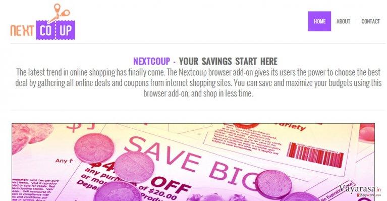 NextCoup विज्ञापन