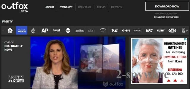 Outfox TV की तस्वीर