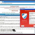 CryptoWall वायरस की तस्वीर
