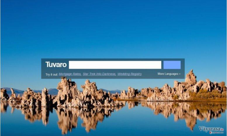 Tuvaro वाइरस की तस्वीर